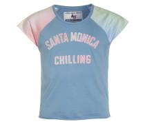 RAINBOW - T-Shirt print - petrole