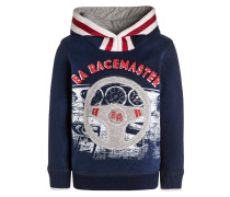 Sweatshirt pacific blue