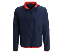 Windbreaker navy blazer