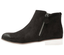 Ankle Boot black/white
