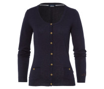 ASCOT Strickjacke dark blue