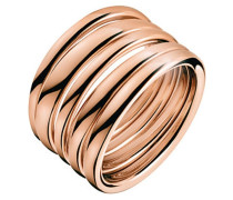 SUMPTUOUS - Ring - rosegold-coloured