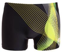 VIBORG Badehosen Pants black/yellow star