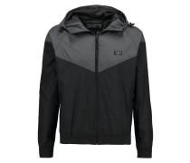 Leichte Jacke - black/dark grey