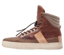 AGUS Sneaker high culatta bruciato/bud legno