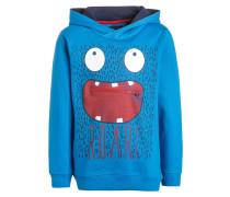 Sweatshirt - cyan