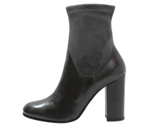 High Heel Stiefelette anthracite