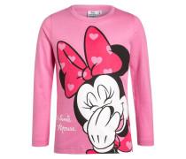 MINNIE Langarmshirt pink