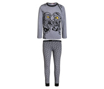 NICOLAI Pyjama grey melange