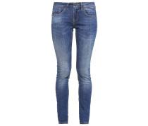 CLARA Jeans Slim Fit flexy blue