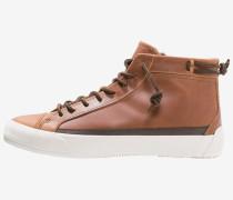 GRAVAGNA Sneaker high cognac