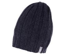 Mütze dark grey