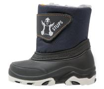 Snowboot / Winterstiefel navy