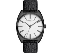 NEWS SNAKE - Uhr - schwarz/weiß