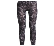Leggings Hosen black/white