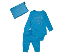SET Jogginghose iconic blue