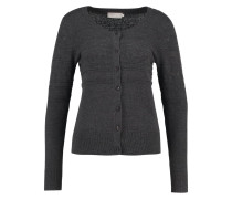 CARITA - Strickjacke - dark grey