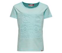 DUPLO T-SHIRT ´´DRIVE´´ - T-Shirt print - hellblau