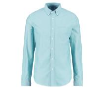 SLIM FIT - Hemd - bright turquoise