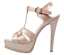 PARIS High Heel Sandaletten puder