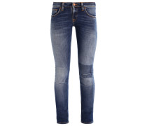 LONG JOHN - Jeans Slim Fit - blue denim