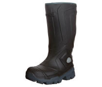 ICEFIGHTER Gummistiefel black/grey