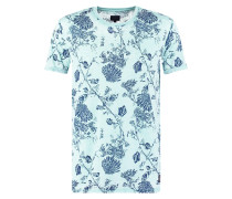 BRODERICK TShirt print pastel turquoise