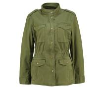 Leichte Jacke army green