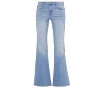 Flared Jeans light indigo