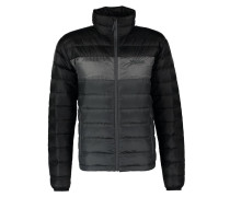 ARES Daunenjacke slate grey/black