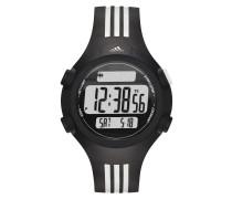 QSTRA Digitaluhr schwarz
