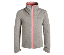 AWARD Sweatjacke grey marl