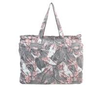 SINGLE WATER Shopping Bag white
