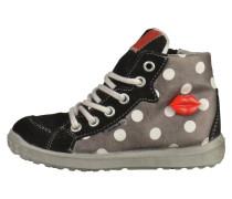 Sneaker high black/grey