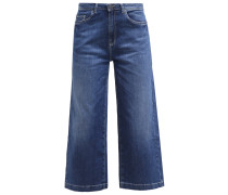 Jeans Bootcut mid blue demin
