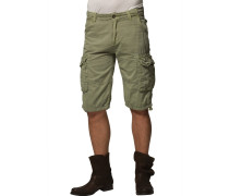 JET - Shorts - light olive