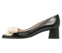 Pumps black /ecru