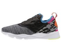FURYLITE LUX Slipper dynamic pink/electric blue/yellow