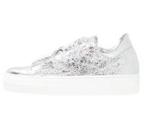 Sneaker low - ferrer argento