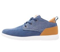 CALIX - Sneaker low - navy/cognac