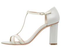 High Heel Sandaletten green/rosa