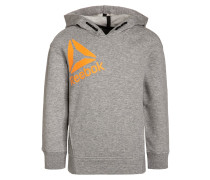 Sweatshirt mid grey heather