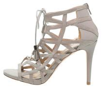 CARMEN High Heel Sandaletten grey