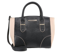 Handtasche black/blush