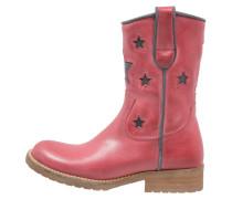 Cowboy/ Bikerstiefelette red