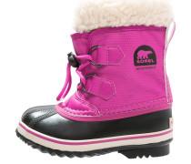 YOOT PAC - Snowboot / Winterstiefel - haute pink