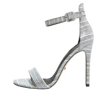 RITA High Heel Sandaletten grey