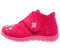 HAPPY Hausschuh pink