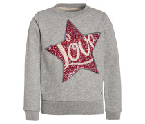 STAR - Sweatshirt - heather oxford