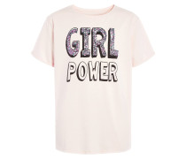 GIRL POWER - T-Shirt print - pink